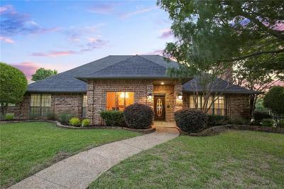 Carrollton Single Family Home For Sale: 2400 Glen Morris Road