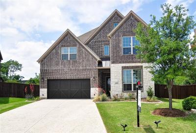 Allen Single Family Home Active Contingent: 1870 Wood Duck Lane