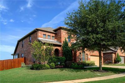 Fort Worth Single Family Home Active Option Contract: 12824 Campolina Way