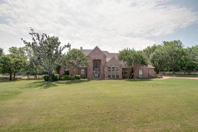 Flower Mound Single Family Home Active Option Contract: 7705 Emerson Lane