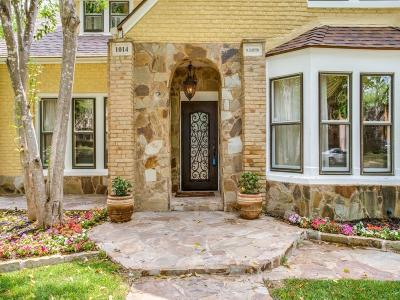 Dallas TX Single Family Home For Sale: $675,000