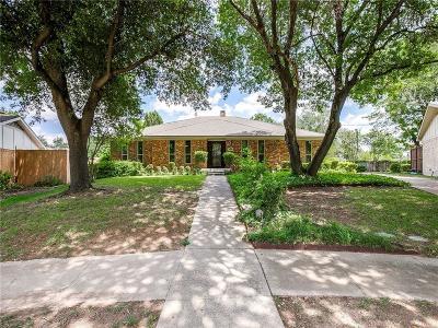 Single Family Home For Sale: 3706 Tulane Circle