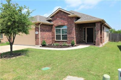 Single Family Home For Sale: 828 San Miguel Trail