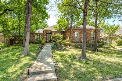 Keller Single Family Home Active Option Contract: 1932 Overlook Ridge Drive
