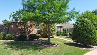 Royse City Single Family Home Active Option Contract: 1524 Hafner Drive