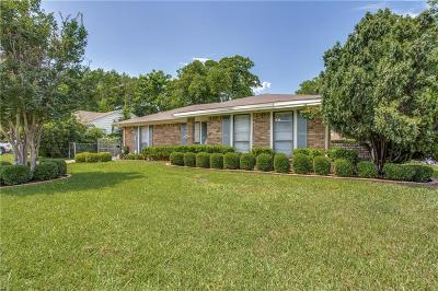 McKinney Single Family Home Active Option Contract: 207 Franklin Avenue
