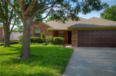 Saginaw Single Family Home For Sale: 809 Willow Court