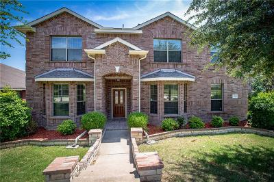 Garland Single Family Home For Sale: 4718 Forrest Springs Cove