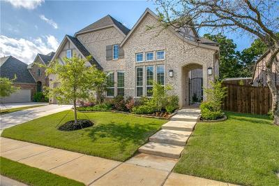 Grapevine Single Family Home Active Option Contract: 1049 Lavon Drive