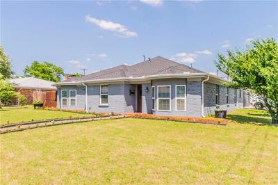 Irving Single Family Home For Sale: 2700 Cantrell Street