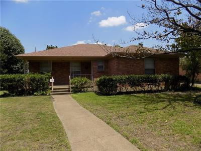 Single Family Home For Sale: 2050 Oates Circle