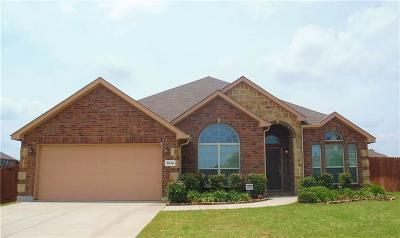 Kennedale Single Family Home For Sale: 1036 Jake Circle