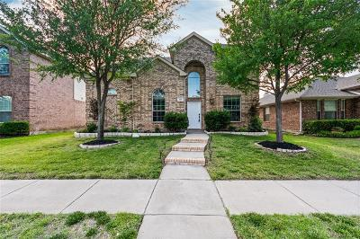 Allen Single Family Home Active Option Contract: 105 Dustin Drive