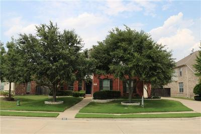 Forney Single Family Home For Sale: 1025 Spinnaker Drive