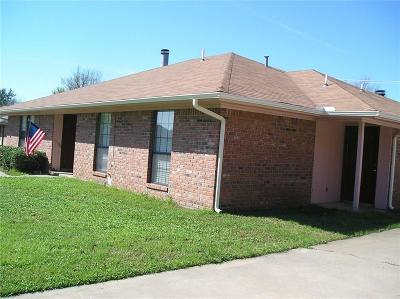 North Richland Hills Multi Family Home Active Option Contract: 7425 Windhaven Road