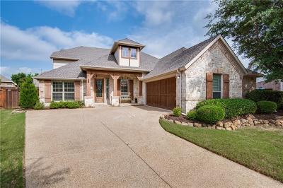 McKinney Single Family Home For Sale: 4700 Oxten Circle