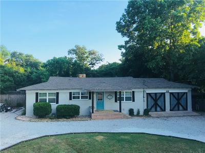 Burleson Single Family Home For Sale: 4920 Oak Grove Rendon Road