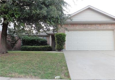 Fort Worth Single Family Home Active Option Contract: 4329 Summer Star Lane