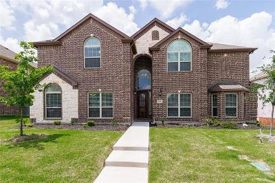 Sachse Single Family Home For Sale: 8205 Fallbrook Drive