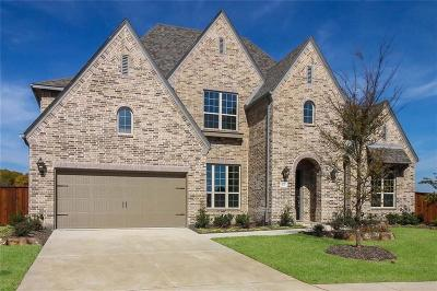 McKinney Single Family Home For Sale: 813 Greenbrook Trace
