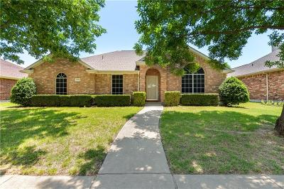 Rowlett Single Family Home For Sale: 7514 Westway Drive