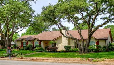Bedford, Euless, Hurst Single Family Home For Sale: 1308 Woodvine Drive