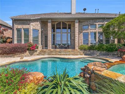 Frisco Single Family Home For Sale: 11667 Bent Creek Trail