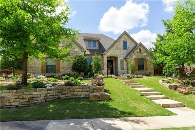 Keller Single Family Home For Sale: 602 Atascosa