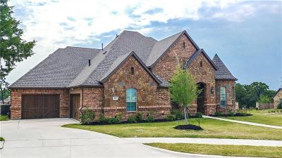 Keller Single Family Home Active Option Contract: 801 Timberline Court