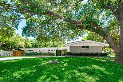 Fort Worth Single Family Home For Sale: 6329 Firth Road