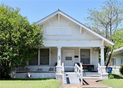 Dallas Single Family Home For Sale: 603 S Willomet Avenue