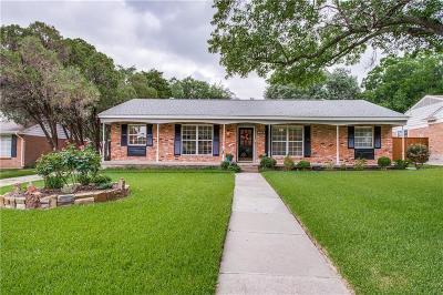 Single Family Home For Sale: 3615 Vinecrest Drive