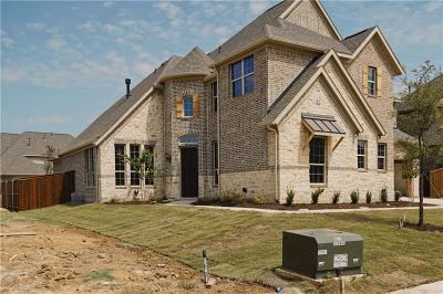 Flower Mound Single Family Home For Sale: 6604 Elderberry Way