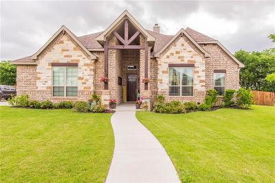 Midlothian Single Family Home For Sale: 1118 Chisholm Trail