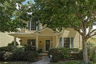 McKinney Single Family Home For Sale: 7008 Planters Row Drive