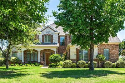 Rowlett Single Family Home Active Kick Out: 9614 Castleroy Lane