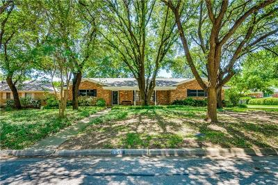 Lewisville Single Family Home For Sale: 651 Marcus Drive