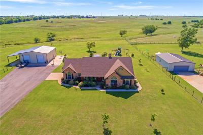 Godley Single Family Home For Sale: 8708 County Road 913
