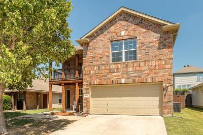 Single Family Home For Sale: 14112 Cedar Post Drive