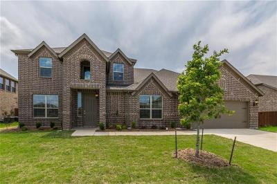 Crowley Single Family Home For Sale: 140 Lone Oak