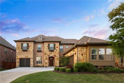 Frisco Single Family Home For Sale: 1849 Bridle Boulevard