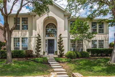 Irving Single Family Home Active Option Contract: 9513 Cliffside Drive