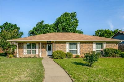 Flower Mound Single Family Home For Sale: 1316 Timber Valley Drive