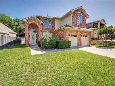 Rockwall Single Family Home For Sale: 208 Harbor Landing Drive