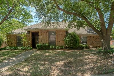 Waxahachie Single Family Home For Sale: 207 Indian Trace Lane
