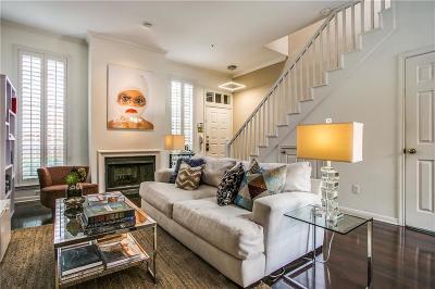 Dallas Condo Active Option Contract: 4228 Buena Vista Street #103