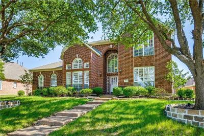 Plano Single Family Home For Sale: 4404 High Mesa Drive