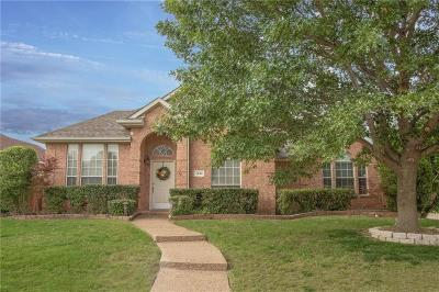 Allen Single Family Home Active Contingent: 1426 Woodmont Drive