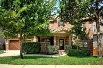 Grapevine Single Family Home For Sale: 921 Spring Creek Drive
