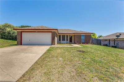Burleson Single Family Home For Sale: 649 Green Mountain Road